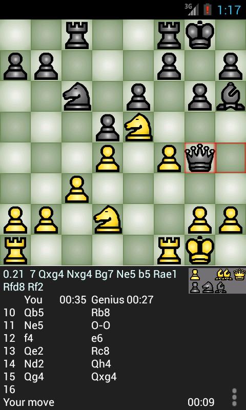 ChessGenius for Android